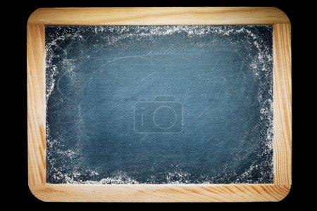 Photo pour Tableau noir vierge - image libre de droit