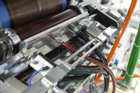 printing machines parts