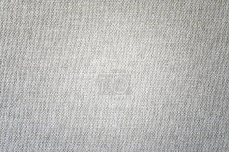 Foto de Fondo de textura de lino claro con delicada viñeta - Imagen libre de derechos