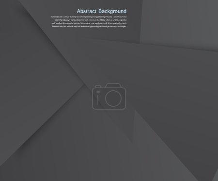 Vector grey background
