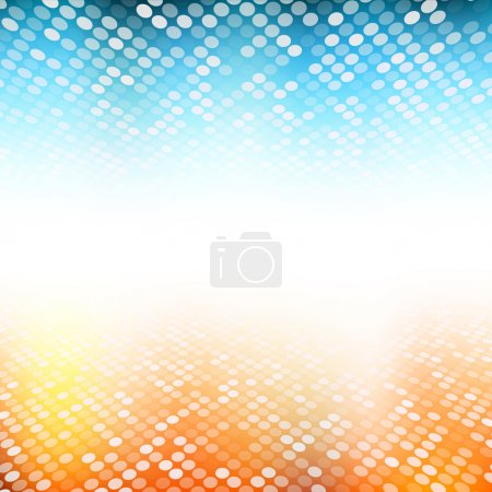 Vector Background with copy-space.
