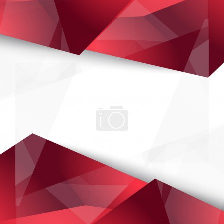 Illustration for Vector background abstract polygon triangles. design geometrical - Royalty Free Image