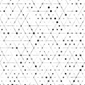 Vector backgrond lines and triangles Vector Illustration