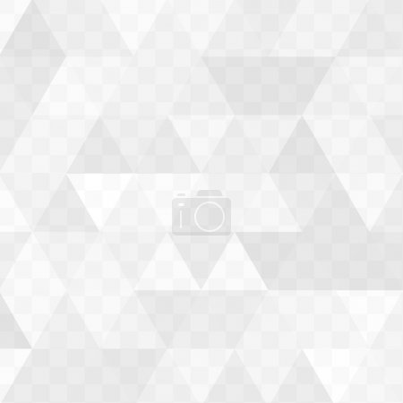 Illustration for Vector background abstract polygon triangles. polygonal design geometrical - Royalty Free Image