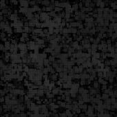 Vector abstract square pixel mosaic