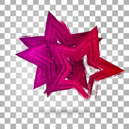 colorful stars design