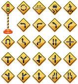 Road Signs Traffic Signs Warning Signs Transportation Safety