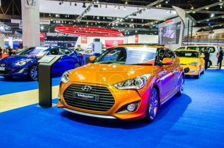 Bangkok International Motor Show 2015