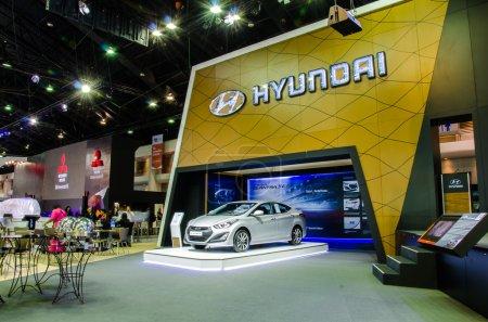 Thailand International Motor Expo 2015