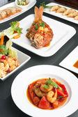 Thajské jídlo odrůdy