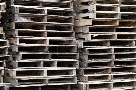 Wooden Skid Pallets