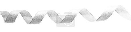 Foto de Cinta espiral, aislada en blanco - Imagen libre de derechos