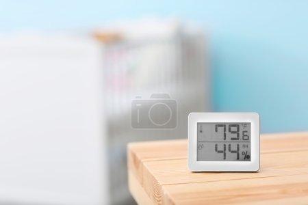 Digital temperature and humidity control