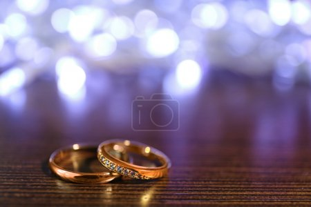 Beautiful wedding rings