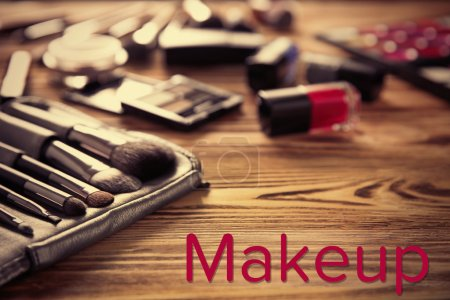 Professional make-up accessories
