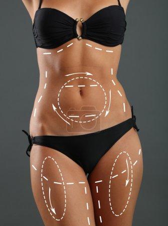 Slim body concept