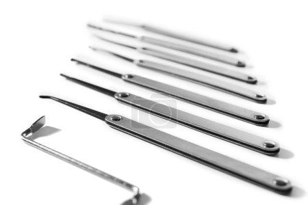 Set of lock picks