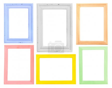 Collage of frames