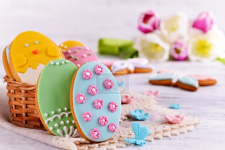 Delicious Easter cookies