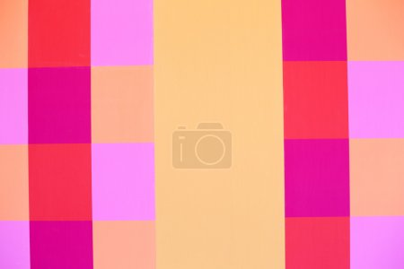Colorful checkered texture