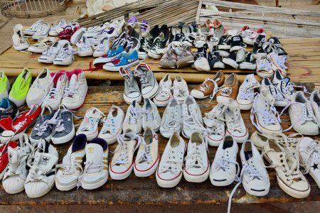 Imported shoes for sale in Thailand