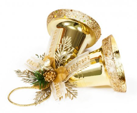 Beautiful golden bells