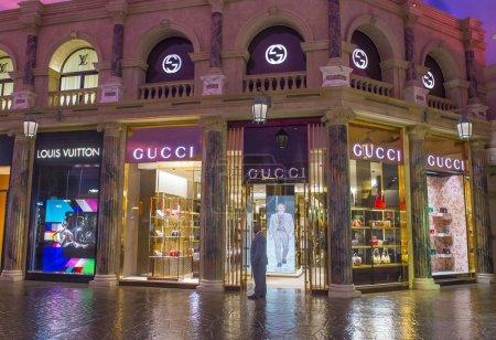 Las Vegas Gucci store