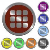 Tlačítka zobrazení Barva Jemná mřížka