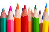 Detail barevné tužky