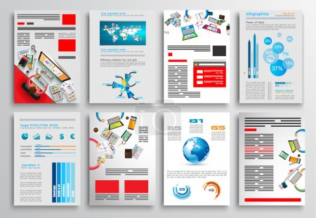Flyer Design, Web Templates