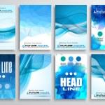 Set of Flyer Design, Infographics Brochure Designs...