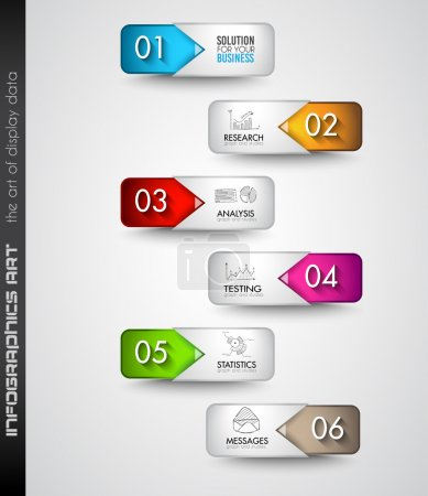 Clean Infographic Layout Template