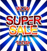 Super Sale Today background