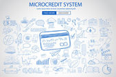 Microcredit System concept