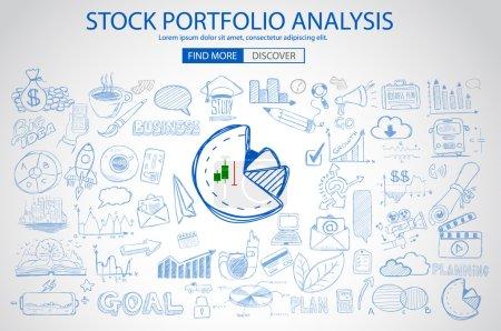 Stock Portfolio Analysis Concept