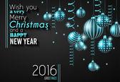 2016 boldog új évet háttér