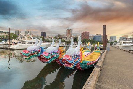 Chinese Dragon Boats