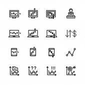 market icon set
