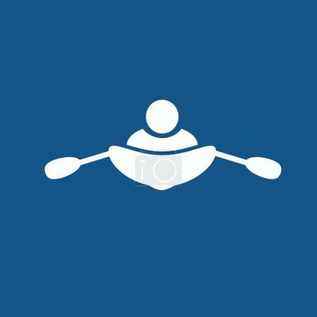 rowing web icon