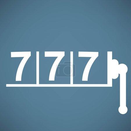777, slot icon