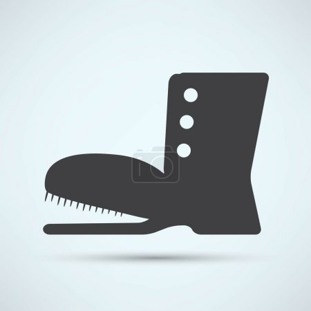 Shoemaker, boot icon