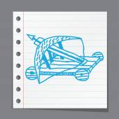 Catapult  doodle