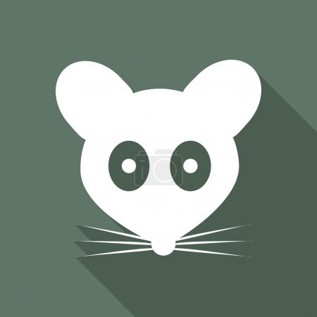 Mouse, animal, rat icon