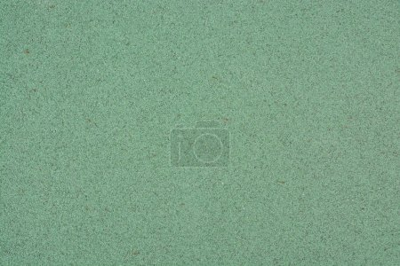 Texture of Green Color Playground rubber floor as Background. (