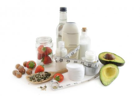 Nutrition for beautiful healthy skin