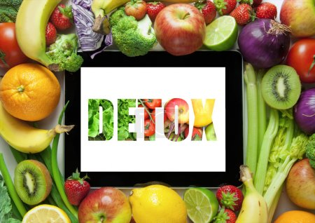 Detox diet plan recipes