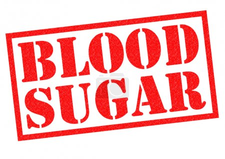 BLOOD SUAGR Rubber Stamp