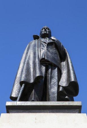 Franklin D. Roosevelt Statue in London