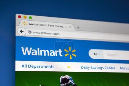 Walmart official Website