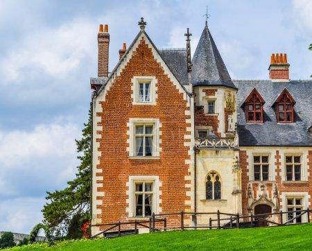 HDR Clos Luce castle